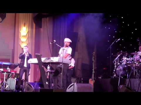 Can You Stand The Rain - Nicholas Cole @ Catalina Island JazzTrax Fest (Smooth Jazz Family)