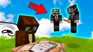 MY MODERATORS TRY TO TROLL ME AND FAIL HARD! (Minecraft Trolling)