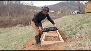 Grow Food & Start Seeds Outdoors | Sew The Land