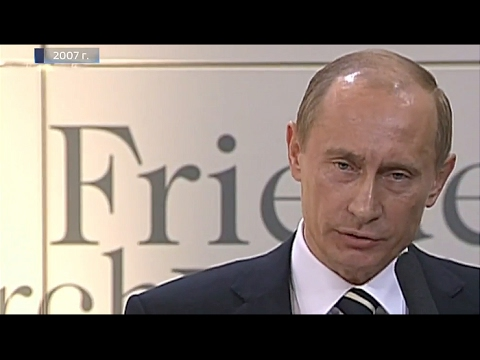A World Without War: Putin's Munich Speech Offered the West a New System for Security