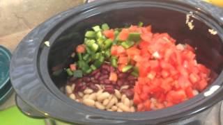 Crock pot Chili - Young living - Elizabeth Medero