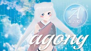 【神無月の巫女】agony / AZKi【歌ってみた】