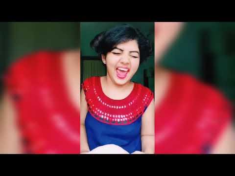 Baby Laughing Na Na Haha Challenge    Funny Musically Indian Girl Video    Viral Fun Ka Pitara