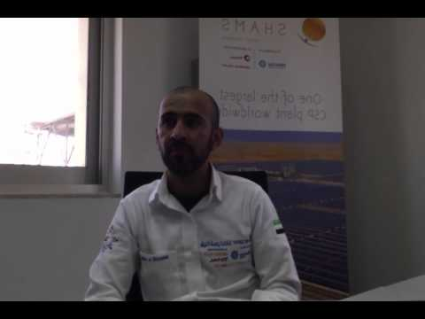 Shams 1 Engineer -- Interview (CleanTechnica Exclusive)