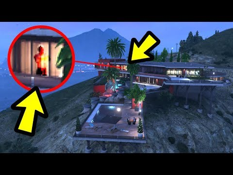 GTA 5 - Devin's Ghost Does Exist! (Footage)