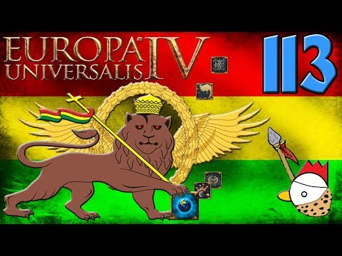 ETHIOPIA - World Conquest / One Faith - EU4 [Gameplay ITA] #