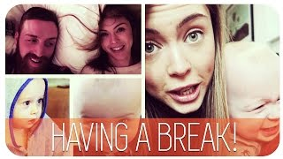 HAVING A BREAK | HANNAH MAGGS Thumbnail