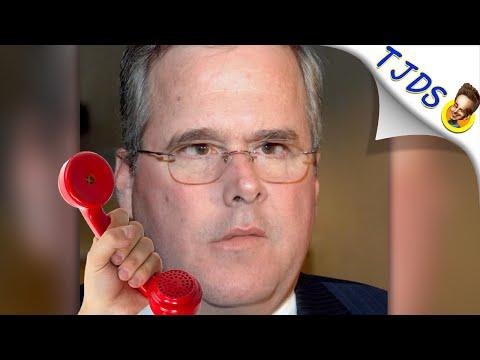 Jeb Bush A Firm Bottom But He Ain