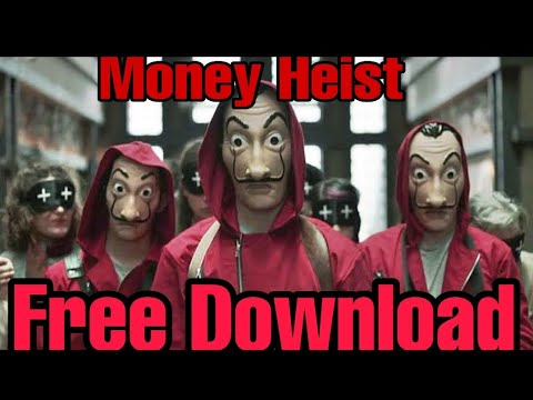 Download How To Download Money Heist Season(1-4) in 480p and 720p For FREE