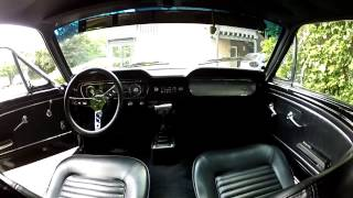 Ford Mustang 1964 ½, 1965 - Exterior & Interior Tour