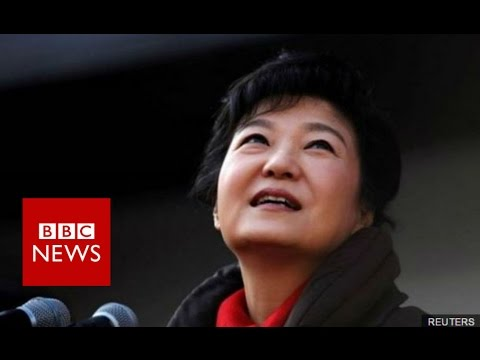 South Korea president Park Geun-hye ousted by court - BBC News