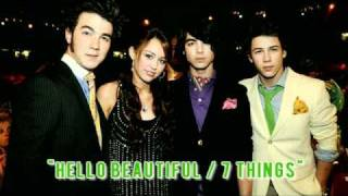 """Hello Beautiful/7 Things"" Mashup + Download Link"