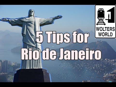 Visit Rio - 5 Tips for Visiting Rio de Janeiro, Brazil
