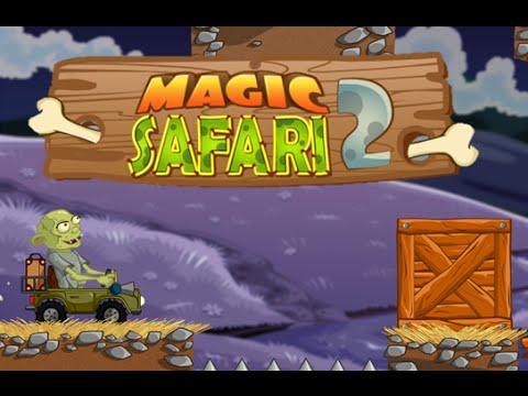 magic safari 2 walkthrough youtube
