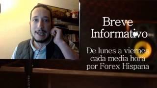 Breve Informativo - Noticias Forex del 13 de Enero 2017