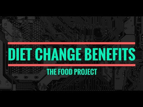 Benefits to Diet Changes: The Food Project