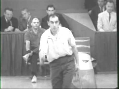Championship Bowling [1966] Carmen Salvino vs Ray Bluth
