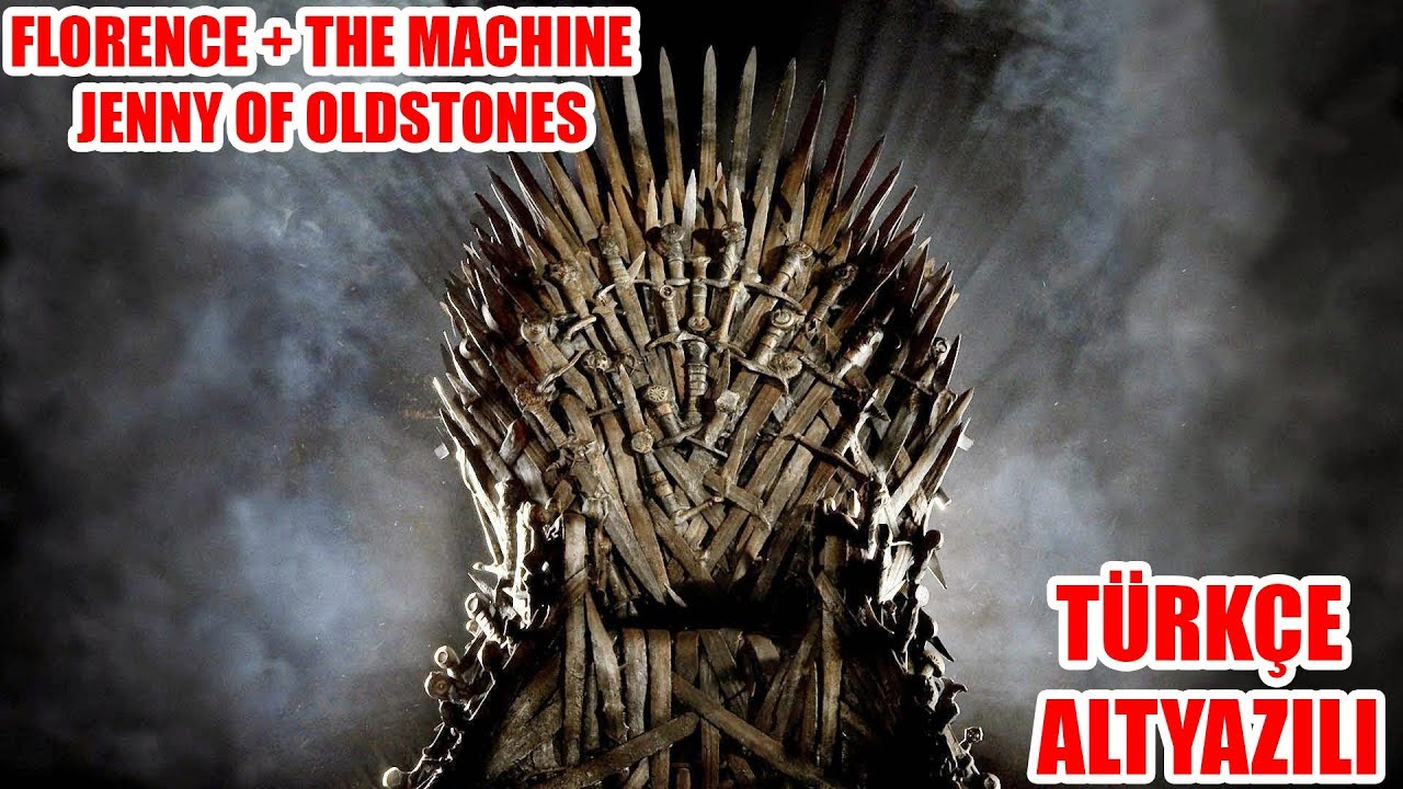 Game of Thrones 8 Sezon 2 Bölüm Şarkı Florence + the Machine Jenny of  Oldstones Türkçe Altyazılı