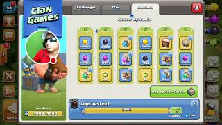 My Clan Game Rewards Collection  | COC