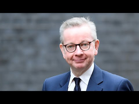 Watch again: Michael Gove says Government will 'reflect' on mistakes at daily Covid-19 briefing
