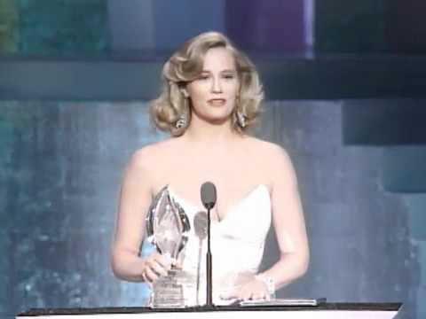 And the 14th Annual People s Choice for  Favorite Female Television Performer  is…Cybill Shepherd