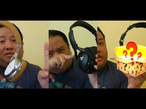 Review Of The Taotronics TT-BH22  Headphones VS The Bluedio F2s and a Surprise Contender
