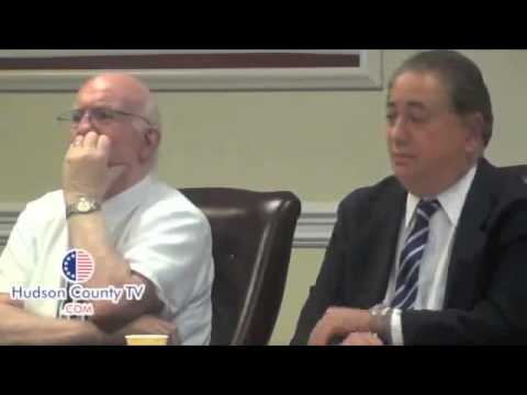 Some residents accused North Bergen Administration of Corruption at Town Meeting