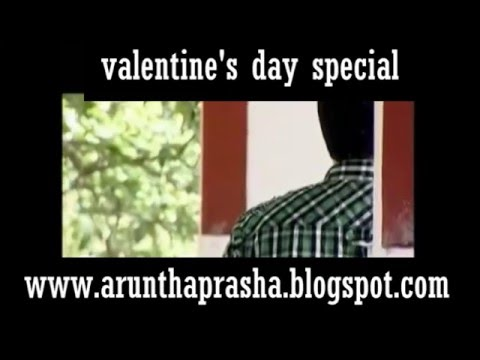 Valentine's Day Special Pirivom Santhipom Jothik Love.mpg