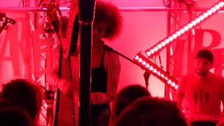MarieMarie - Wicked Game (Chris Isaak cover) - live Maienzeit Carrée Munich 2014-05-23