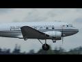 Pan American Airways Douglas DC-3 [N877MG] landing in PAE