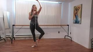 Trois importantes choses pour l'axe d'un danseur
