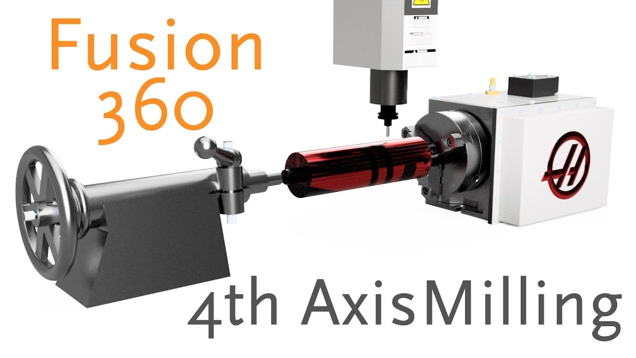 fusion 360 4th axis milling ava fusion 360 [ 1280 x 720 Pixel ]