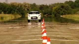 auto motor und sport-TV: Vergleich Nissan GTR / Porsche 911