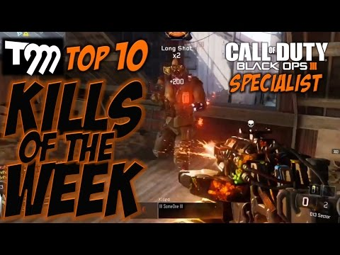 Black Ops 3 - SPECIALIST TOP 10 KILLS OF THE WEEK #37