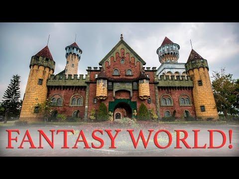 ABANDONED DISNEY WORLD OF THE PHILIPPINES - FANTASY WORLD!