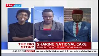 SHARING NATIONAL CAKE: Senate, National Assembly standoff on revenue allocation to counties Part Two