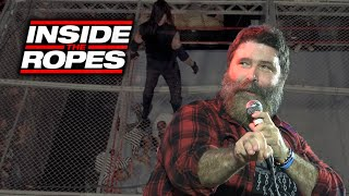 Mick Foley Emotionally Opens Up About Hell In A Cell