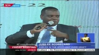 JUBILEE SCORECARD: Jubilee performance evaluation three years on