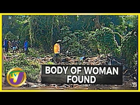 Snr. Citizen's Body Found in Sandy Gully   TVJ News - Oct 1 2021