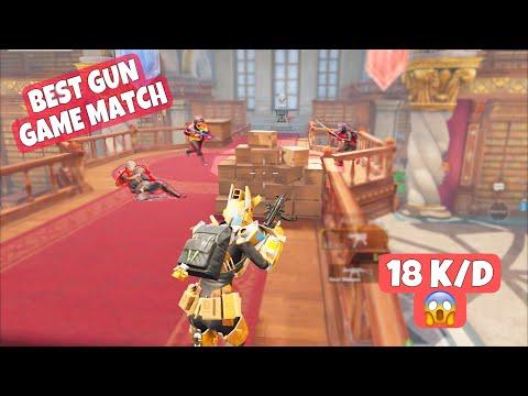 NEW GUN GAME CONQUEROR🔥 Pars Pubg Mobile