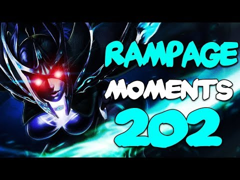 Dota 2 Rampage Moments Ep 202 thumbnail
