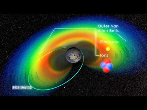 Radiation Threat to Astronauts to be Probed | Video