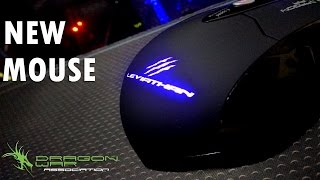 Dragonwar Leviathan ELE-G1 Gaming Mouse Review