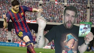 Game Unboxing - FIFA 15 (Ultimate Edition, XBO) | DanQ8000