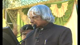 abdul kalam dies during lecture in shillong raw video