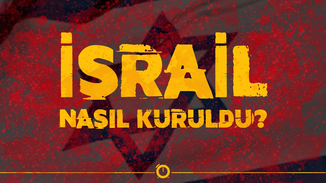 Yahudi/İsrail Sorunu! | Kovuldukları Topraklarda Ne İşleri Var? | İsrail Nasıl Kuruldu?