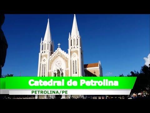 CATEDRAL DE PETROLINA E PRAÇA DOM MALAN