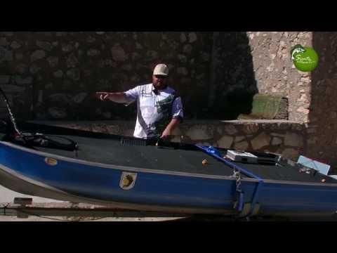 Cómo colocar una sonda en tu barca - Siente la Pesca TV