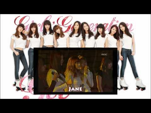 [StarGeneration Collab - OMG] Gee (Jazz & Rock Ver) - SNSD (Girls' Generation)
