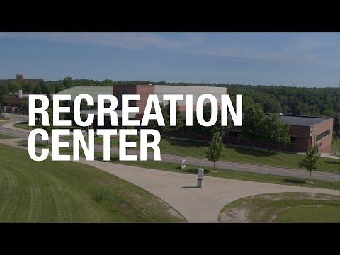 OU Campus Tour - Recreation Center